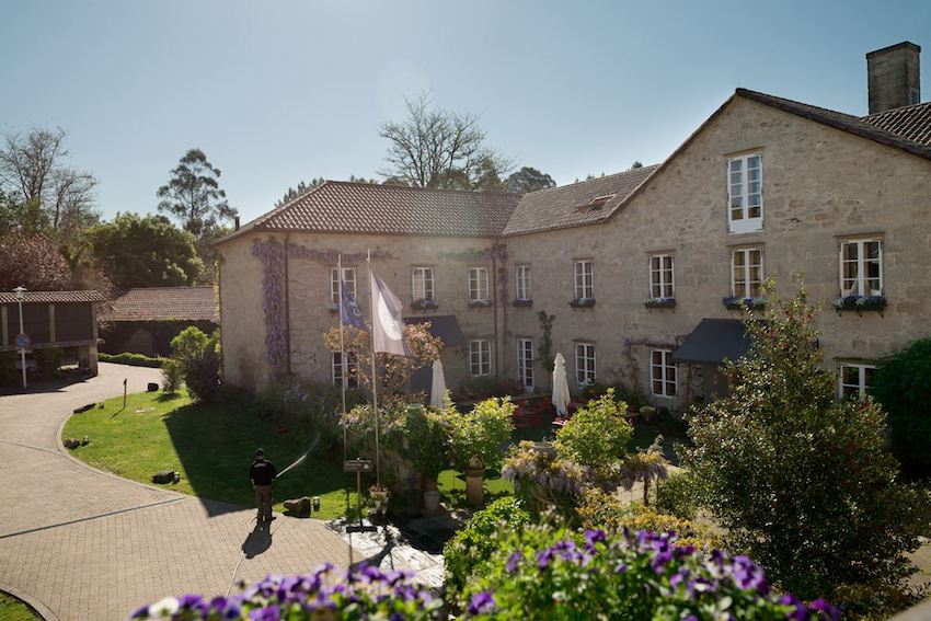 Bodas Galicia - A Quinta da Auga - Santiago de Compostela
